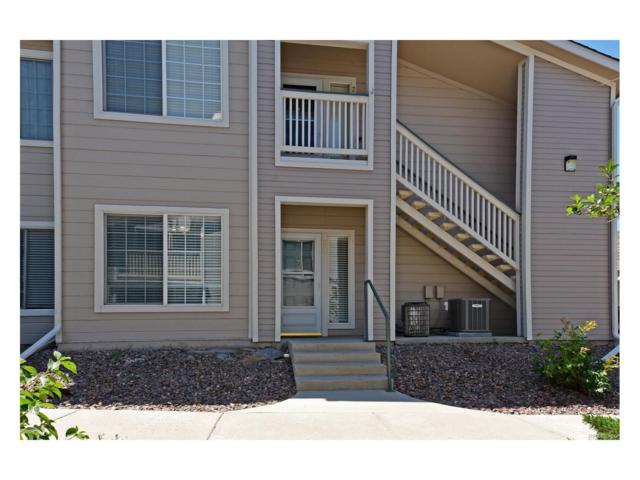 3857 Mossy Rock Drive #101, Highlands Ranch, CO 80126 (MLS #5641206) :: 8z Real Estate