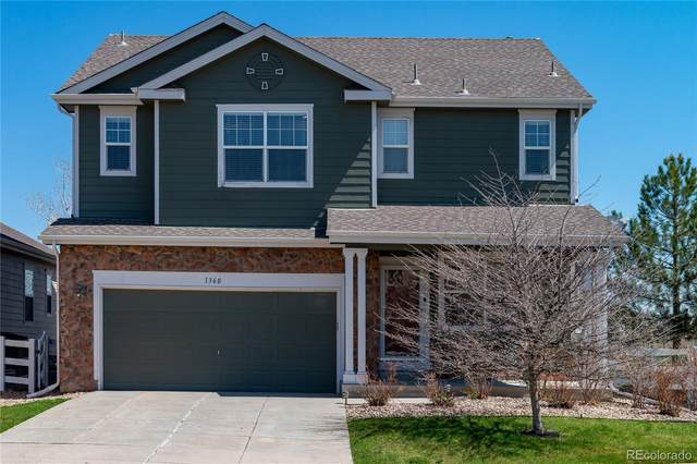 1360 S Duquesne Circle, Aurora, CO 80018 (#5641374) :: The Harling Team @ HomeSmart