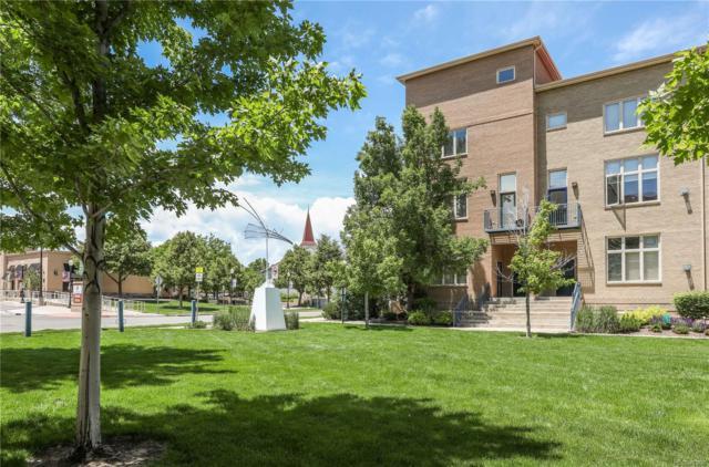 220 Roslyn Street #702, Denver, CO 80230 (#5641400) :: The HomeSmiths Team - Keller Williams