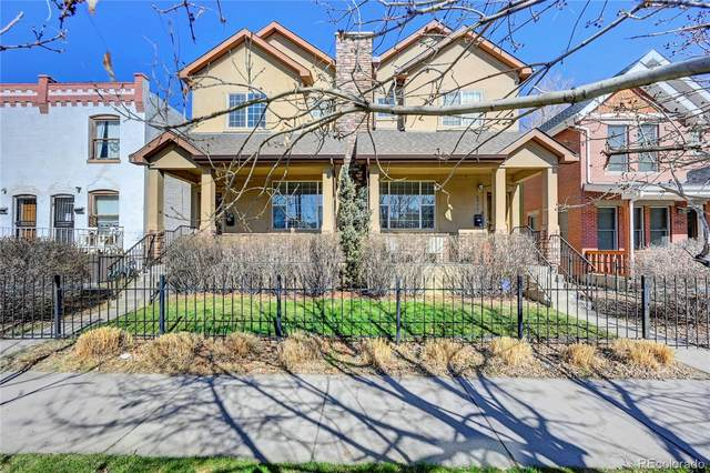 2721 California Street, Denver, CO 80205 (#5641765) :: Hudson Stonegate Team
