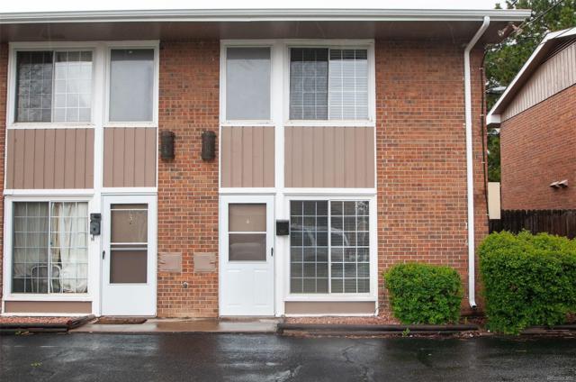 5225 Balsam Street #4, Arvada, CO 80002 (MLS #5641856) :: 8z Real Estate