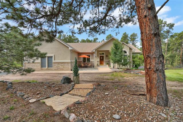 18555 Woodhaven Drive, Colorado Springs, CO 80908 (#5641982) :: HomePopper