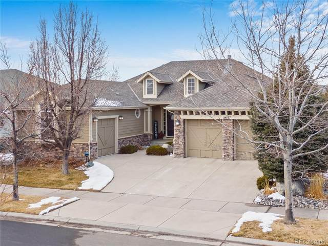 24537 E Easter Place, Aurora, CO 80016 (#5642741) :: Wisdom Real Estate