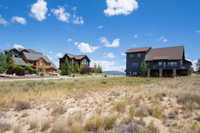 708 Saddle Ridge Circle, Granby, CO 80446 (MLS #5643316) :: 8z Real Estate