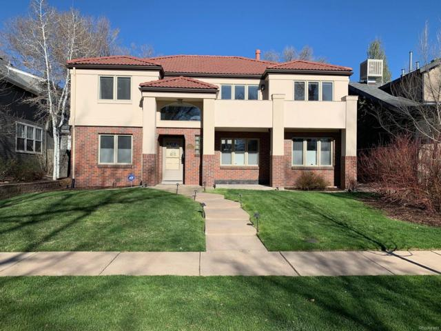 1010 S Race Street, Denver, CO 80209 (#5643331) :: 5281 Exclusive Homes Realty
