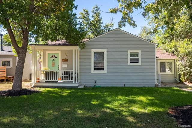 4355 S Grant Street, Englewood, CO 80113 (#5643563) :: HomePopper