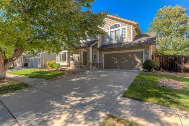 19051 E Clear Creek Drive, Parker, CO 80134 (#5643890) :: The DeGrood Team