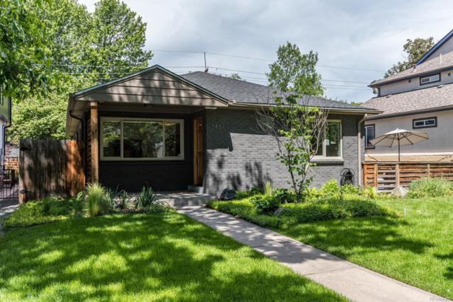 1461 S Gaylord Street, Denver, CO 80210 (#5643897) :: Bring Home Denver with Keller Williams Downtown Realty LLC