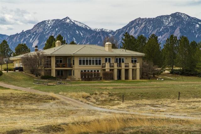 5303 Westridge Drive, Boulder, CO 80301 (#5644289) :: Group 46:10 - Denver