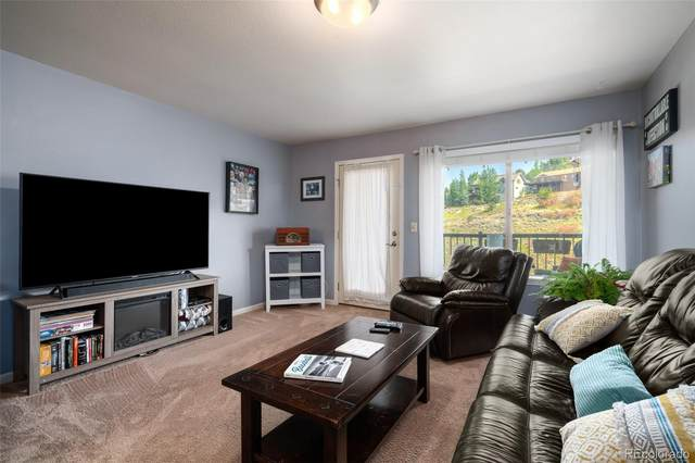 1295 Hilltop Parkway 4F, Steamboat Springs, CO 80487 (#5644389) :: The FI Team