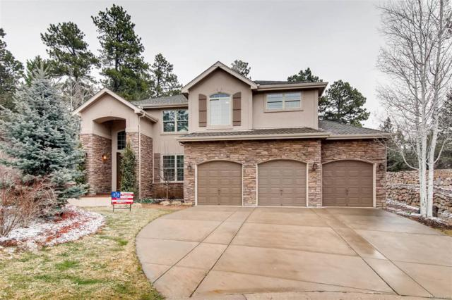 6976 Glenhunt Lane, Castle Pines, CO 80108 (#5644521) :: Hometrackr Denver