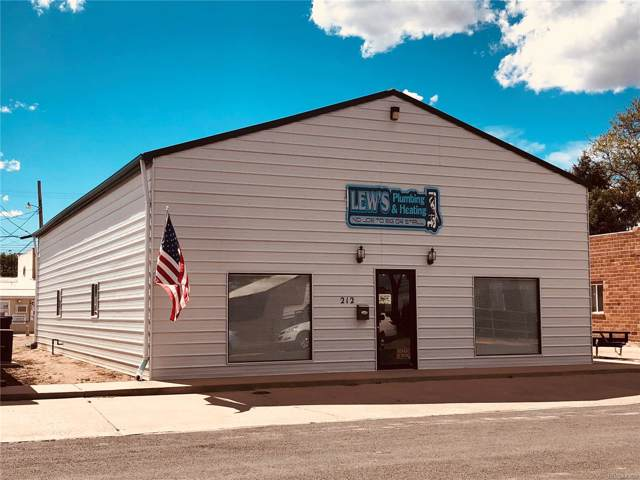 212 S Albany Street, Yuma, CO 80759 (MLS #5644947) :: 8z Real Estate