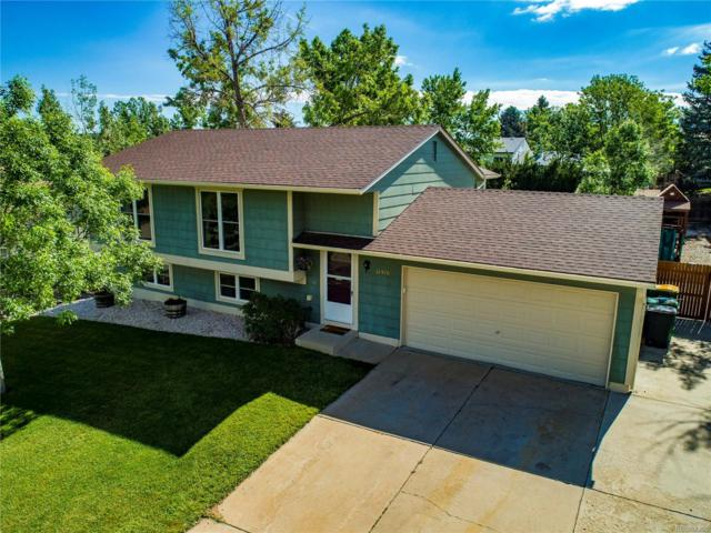 11570 N Hot Springs Drive, Parker, CO 80138 (#5645266) :: The Gilbert Group