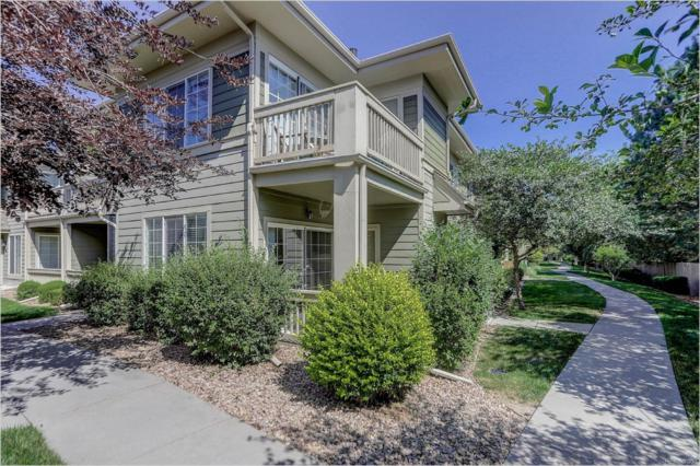8105 E 11th Avenue 2G, Denver, CO 80220 (#5645655) :: The Healey Group