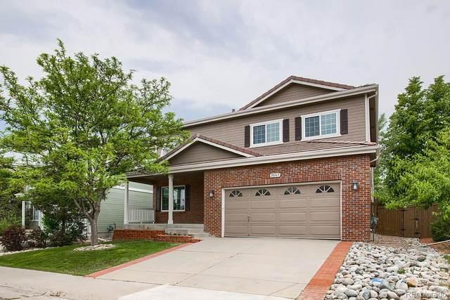 10165 Fawnbrook Lane, Highlands Ranch, CO 80130 (MLS #5645716) :: The Sam Biller Home Team