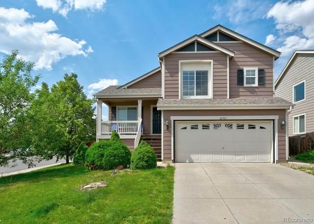 20907 E Belleview Place, Centennial, CO 80015 (MLS #5645730) :: 8z Real Estate