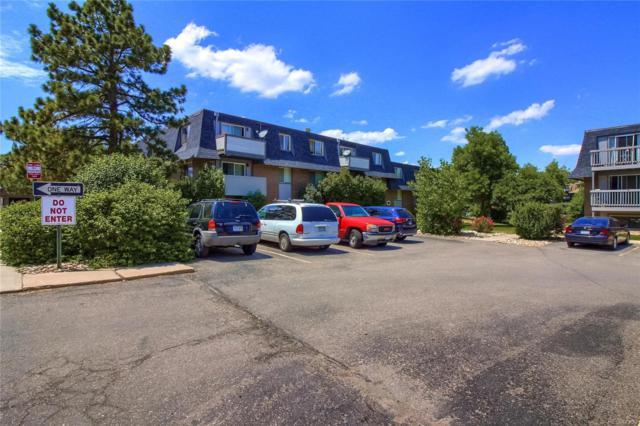 209 E Highline Circle #106, Centennial, CO 80122 (#5646567) :: The City and Mountains Group
