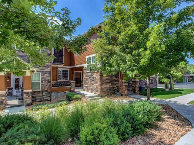 7090 Simms Street #106, Arvada, CO 80004 (MLS #5646808) :: 8z Real Estate