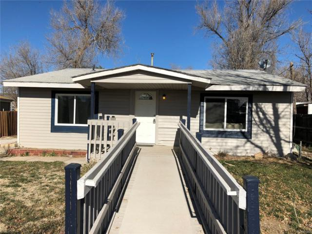 7381 E 82nd Place, Commerce City, CO 80022 (MLS #5646809) :: 8z Real Estate