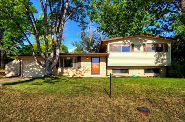 435 Yukon Street, Lakewood, CO 80226 (MLS #5647667) :: 8z Real Estate