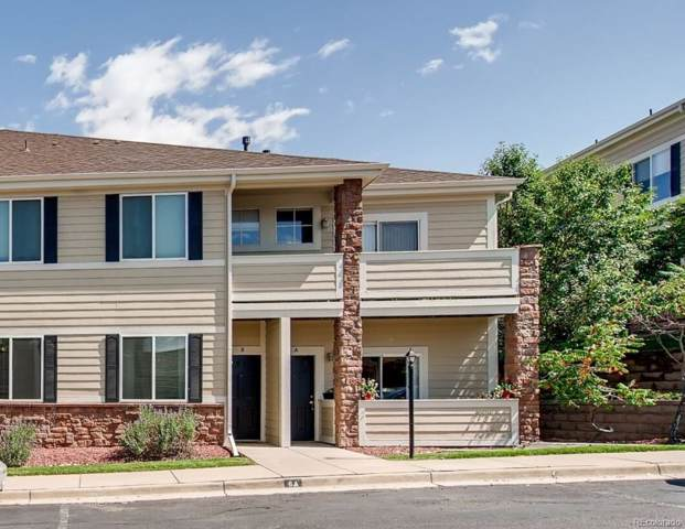 16808 E Gunnison Drive 6A, Aurora, CO 80017 (#5648138) :: James Crocker Team