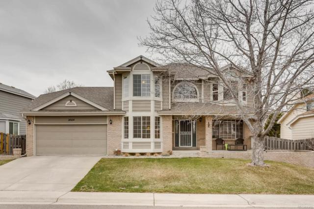21024 E Crestline Circle, Centennial, CO 80015 (#5648540) :: The Peak Properties Group