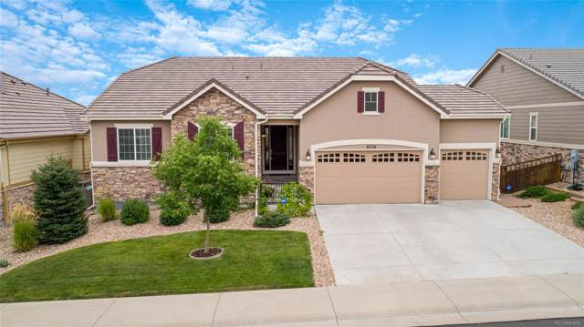 6770 Esmeralda Drive, Castle Rock, CO 80108 (MLS #5648620) :: 8z Real Estate