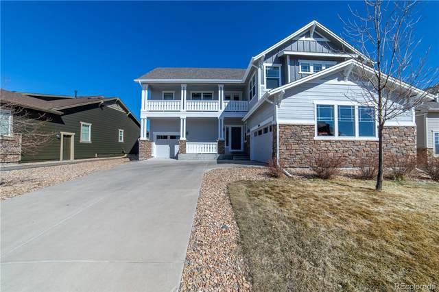 5266 Gould Circle, Castle Rock, CO 80109 (MLS #5649117) :: Kittle Real Estate