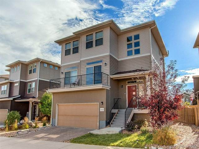 2652 Champagne Avenue, Castle Rock, CO 80109 (#5649416) :: The DeGrood Team