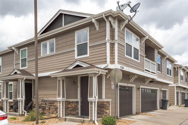 17183 Waterhouse Circle E, Parker, CO 80134 (#5649619) :: The HomeSmiths Team - Keller Williams