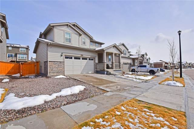 9454 Pitkin Street, Commerce City, CO 80022 (#5649662) :: The Dixon Group