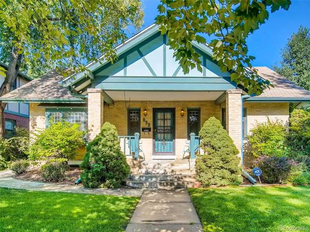 959 S Gaylord Street, Denver, CO 80209 (#5649698) :: Mile High Luxury Real Estate