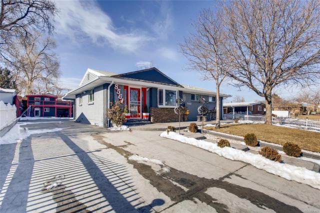 8561 Richard Road, Denver, CO 80229 (MLS #5649848) :: Kittle Real Estate