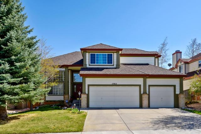 15912 Quarry Hill Drive, Parker, CO 80134 (#5650033) :: The Galo Garrido Group