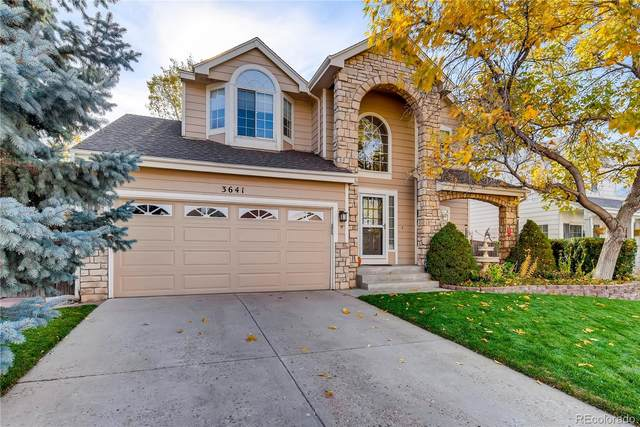 3641 Rosewalk Circle, Highlands Ranch, CO 80129 (#5650731) :: My Home Team