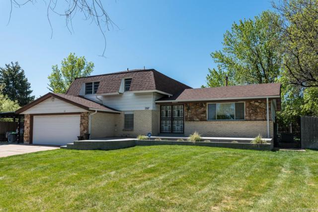 3397 S Geneva Street, Denver, CO 80231 (#5650733) :: The Griffith Home Team