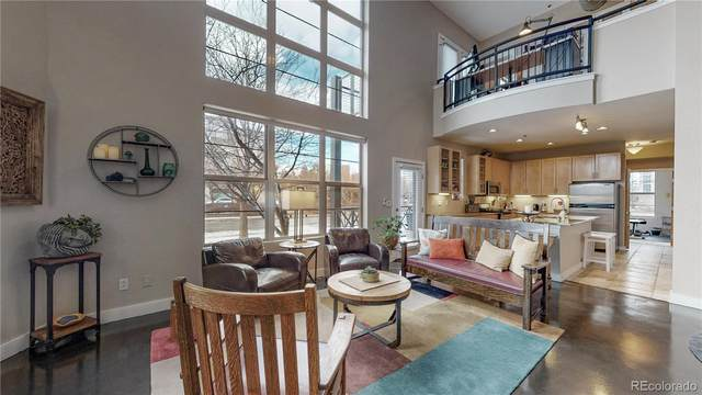 7700 E 29th Avenue #100, Denver, CO 80238 (#5650815) :: The Gilbert Group