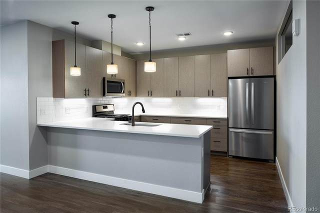 2729 W 28th Avenue #306, Denver, CO 80211 (MLS #5651260) :: 8z Real Estate