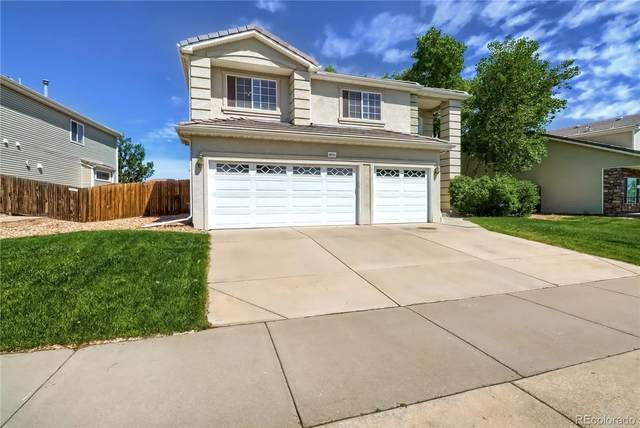 20721 E 40th Avenue, Denver, CO 80249 (#5651311) :: Peak Properties Group