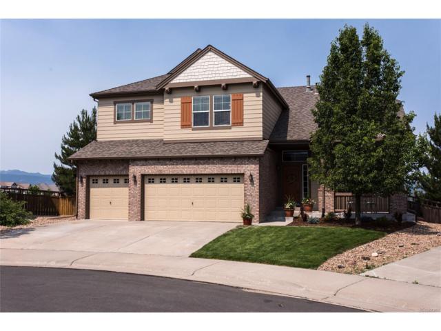 4643 Nutmeg Place, Castle Rock, CO 80109 (MLS #5652162) :: 8z Real Estate