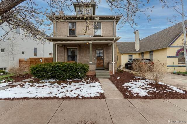 3353 W 33rd Avenue, Denver, CO 80211 (#5652362) :: The Artisan Group at Keller Williams Premier Realty