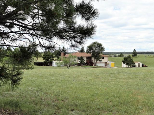 16790 Hightree Drive, Elbert, CO 80106 (MLS #5652518) :: 8z Real Estate