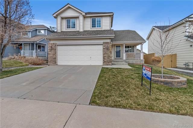 23253 E Ida Place, Aurora, CO 80015 (MLS #5652946) :: 8z Real Estate