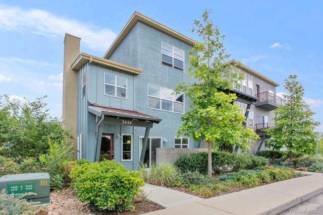 3646 Pinedale Street G, Boulder, CO 80301 (#5653168) :: The DeGrood Team