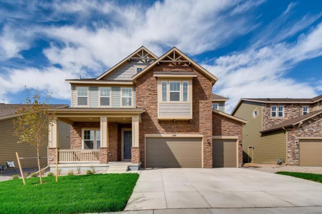 1228 Sandstone Circle, Erie, CO 80516 (#5653452) :: House Hunters Colorado