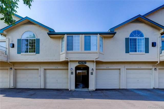 8757 E Dry Creek Road #1521, Centennial, CO 80112 (MLS #5654144) :: 8z Real Estate