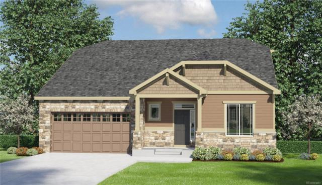 660 Sage Grouse Circle, Castle Rock, CO 80109 (#5654326) :: Wisdom Real Estate