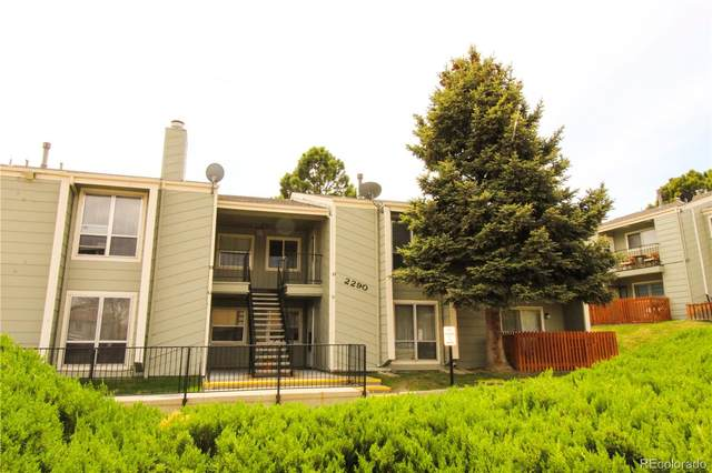 2290 E Fremont Avenue D18, Centennial, CO 80122 (#5654507) :: Bring Home Denver with Keller Williams Downtown Realty LLC
