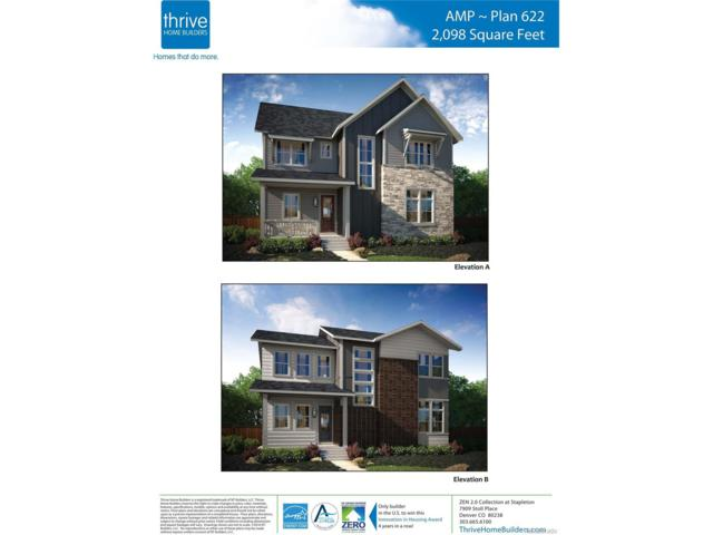 9092 E 61st Place, Denver, CO 80238 (MLS #5654545) :: 8z Real Estate