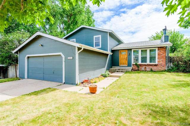 8681 Bluegrass Circle, Parker, CO 80134 (#5654608) :: The DeGrood Team